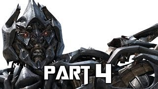 Transformers Rise of the Dark Spark Walkthrough Gameplay Part 4 - Sideswipe (PS4)
