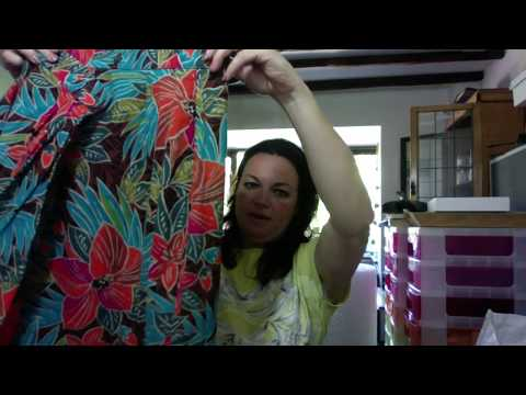 Charity Shop Haul Part 2 - more vintage clothes - selling clothes on ebay
