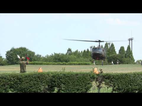 UH-1J Hanging bucket vol.1 JGSDF(Japan Ground Self-Defense Force)