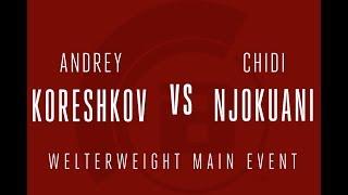 What to watch for: Andrey Koreshkov vs. Chidi Njokuani