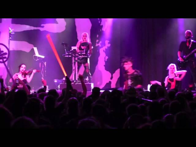 Valkyrie Live in Atlanta Ga-