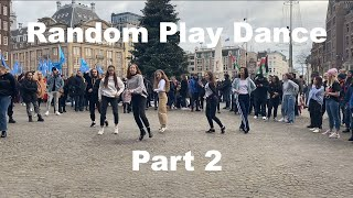 Kpop Random Play Dance in Amsterdam (2019) part 2/2