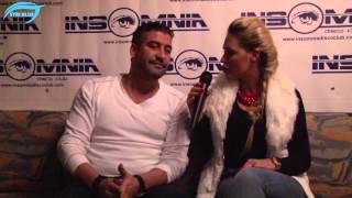 Meda-Intervista në InsomniaDiscoClub 24.10.2015