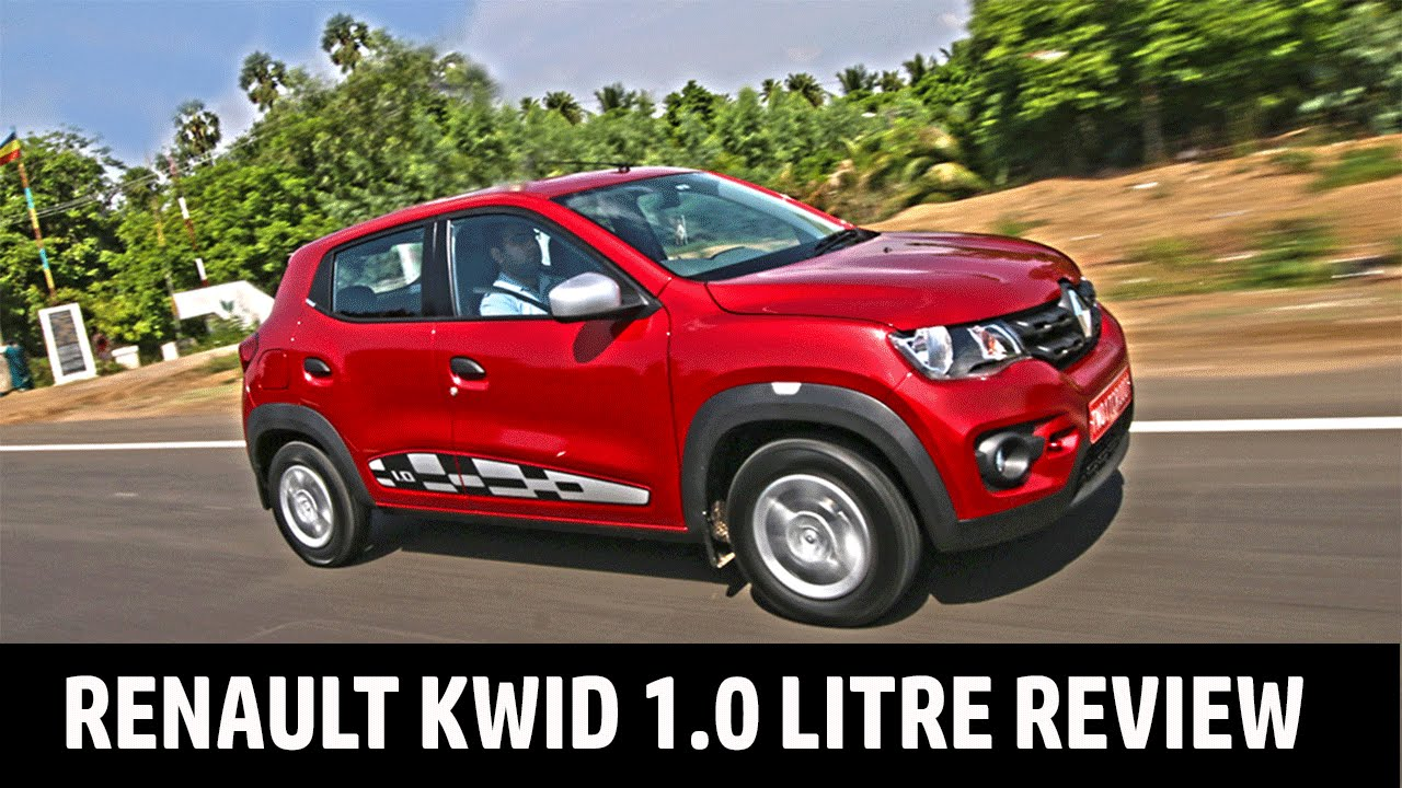 Renault Kwid 10litre Review Test Drive Quikrcars Youtube