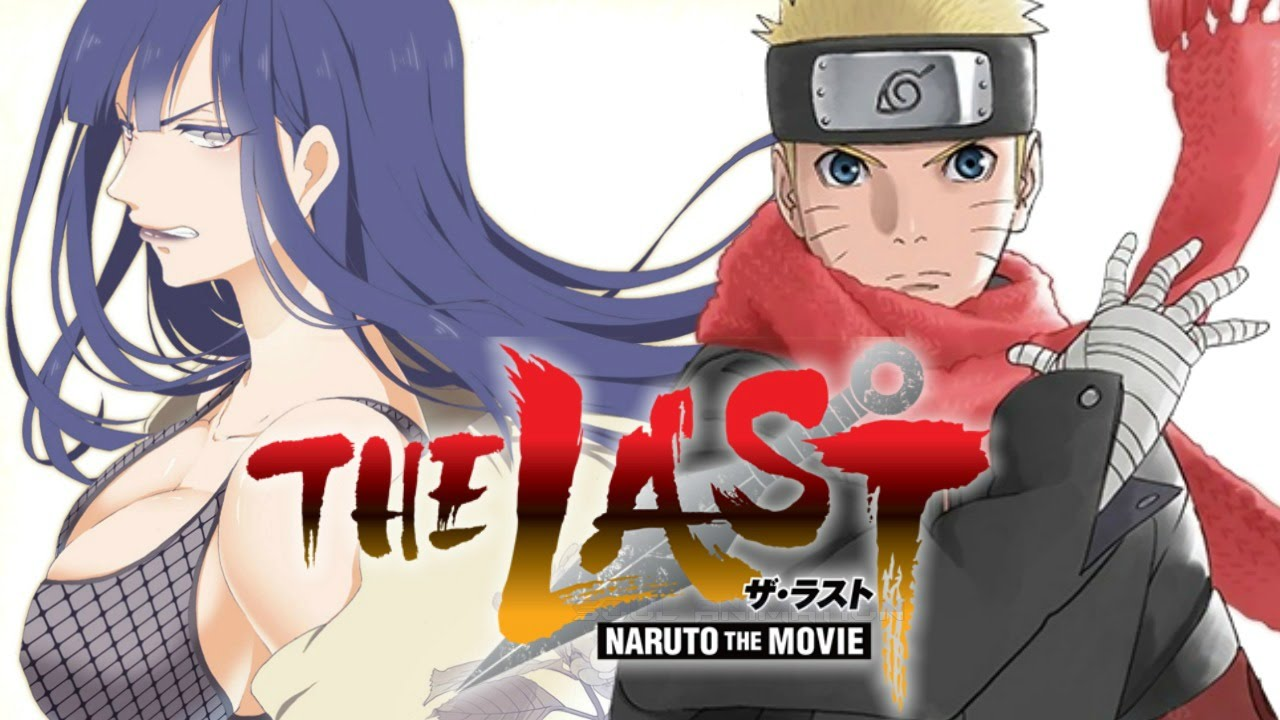 The Last Naruto the Movie: Hinata x Naruto First Love