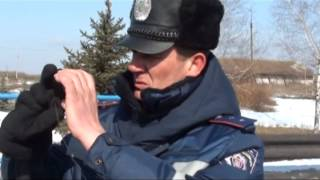 "ГАИ Рейд Донецк - Мариуполь ""Нас еще тут не знают"" :)"