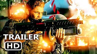 PS4 - Just Cause 4 Story Gameplay Trailer (2018)