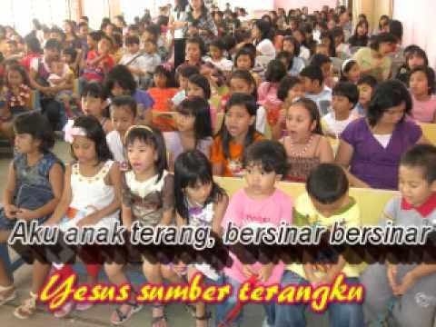 Belajar Lagu Sekolah Minggu: Anak Terang