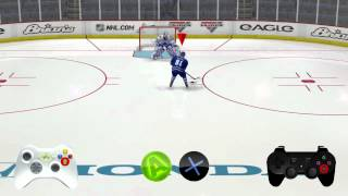 NHL 13 Tips And Tricks: Manual Spin-o-Rama (Created by 2BCProductions2BC)