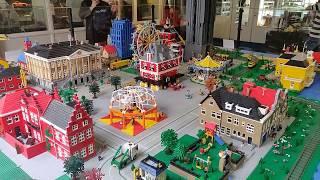 LEGOLAND NOORD NEDERLAND LEGIO MUSEUM GROOTEGAST AMAZING LEGO BUILDS PART 3