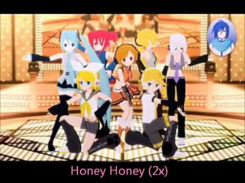 Honey Honey english lyrics mp3 in description