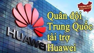 [Điểm tin] Huawei được tài trợ bởi Quân đội Trung Quốc | Trung Quốc Không Kiểm Duyệt
