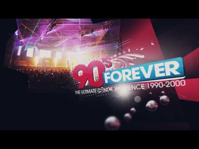 Official TV commercial 90's Forever 2012 Mecc - Maastricht (NL)