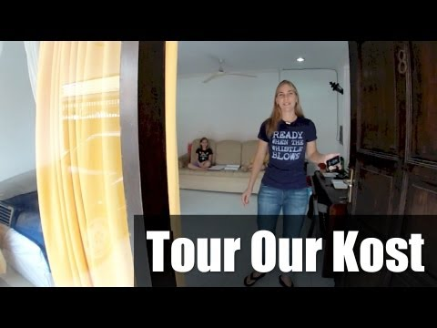 Tour Our Kost In Jakarta - Life in Indonesia