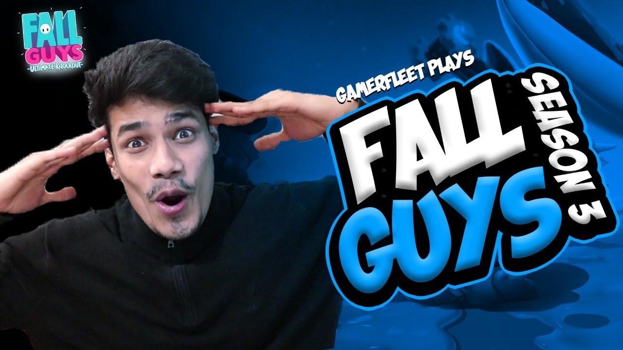 Download Tournament Phirse ? | Fall Guys Season 3 With Skylord, Roach & Raman Chopra
