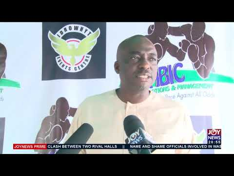 GBA focusing on producing eight world champions by 2023 - Joy Sports Prime (16-9-21)