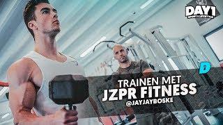 Gamen en ripped zijn? Het kan! JZPR Fitness || #DAY1 Afl. #42