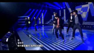 110828 Super Junior - Mr. Simple (HeeChul last stage before enlisting into army) 中字.avi