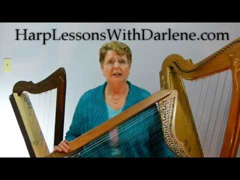 How to Play the Harp (with Pictures) - wikiHow