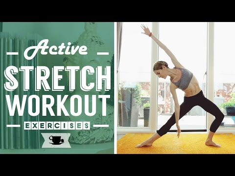 Total Body Active Stretching Routine | Lazy Dancer Tips