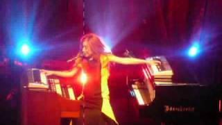 Tori Amos - Strong Black Vine @ Count Basie Theatre NJ 08-14-2009