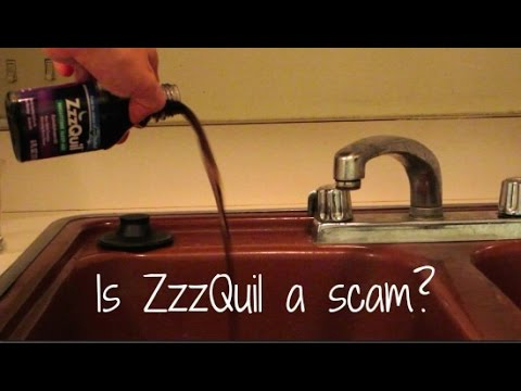 Is Zzzquil A Rip Off Youtube