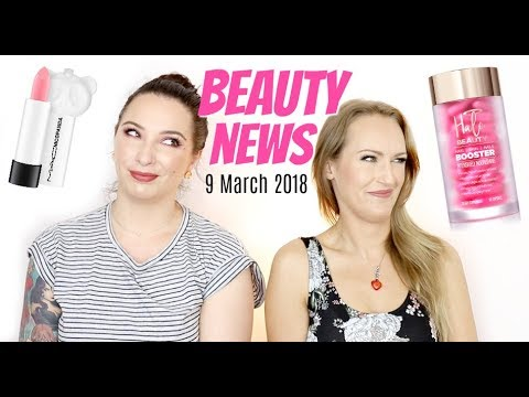 BEAUTY NEWS - 9 March 2018 | New Releases & Tati Halo Beauty