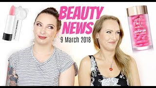 BEAUTY NEWS - 9 March 2018 | New Releases & Tati Halo Beauty drama rant