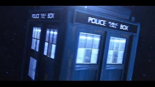Doctor Who MegaMix Title Sequence - NeonVisual Extended intro Feat. Peter Capaldi