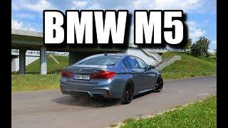 2018 BMW M5 - Sensible 600 HP Sedan (ENG) - Test Drive and Review