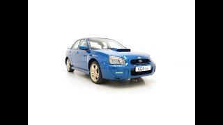 A Special Edition UK Subaru Impreza WRX 300 in Pristine Factory Standard Condition - £16,495
