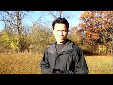 DrRic Tutuorial Starting a Walking Program