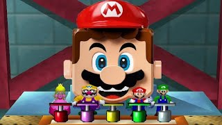 Mario Party 2 - All Minigames (Master Difficulty)