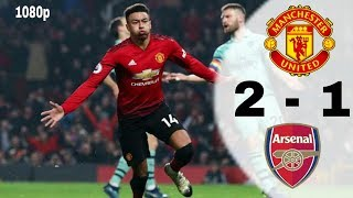 Download Video Manchester united vs Arsenal full extended highlights | english commentatory MP3 3GP MP4