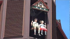 The Glockenspiel in Mt. Angel, Oregon