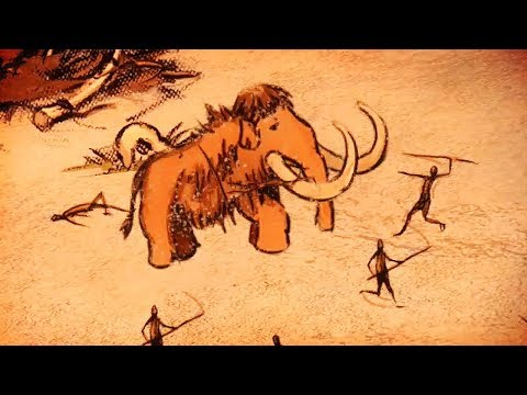 THE SAD STORY OF THE MAMMOTHS | The Mammoth : A Cave Painting