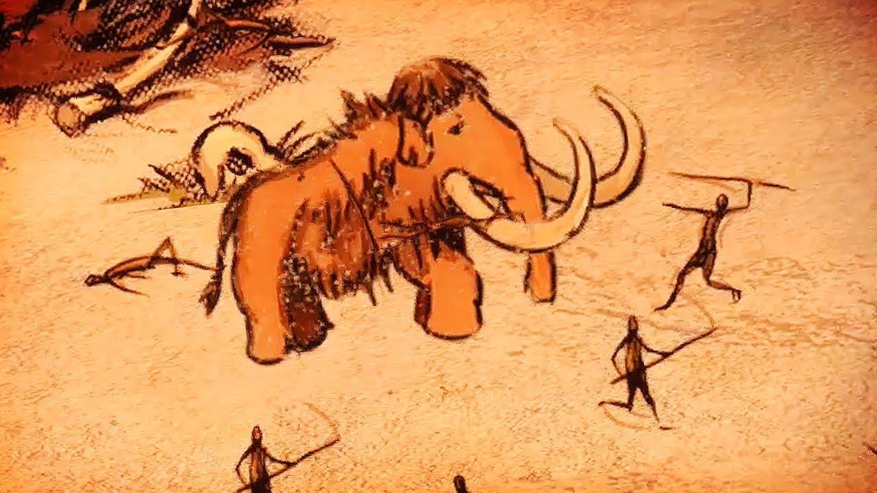 текст наскальная живопись первобытных людей картинки охота пассажиры были