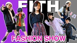★FITH★おうちでファッションショー!かんあきママコーデ♪