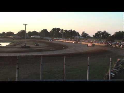 Dallas County Speedway B-Mod Heat 6-11-11