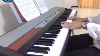 ใกล้กันยิ่งหวั่นไหว Piano Version by Nok
