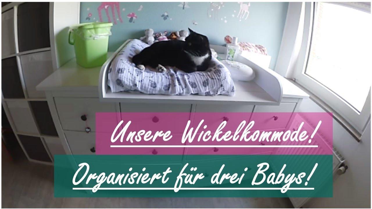 Unsere Wickelkommode Ikea Hemnes Reborn Baby Deutsch