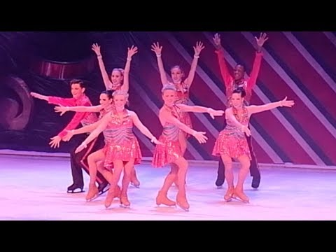 Download Youtube: HIGHLIGHTS - Christmas On Ice at Busch Gardens Tampa Christmas Town 2017