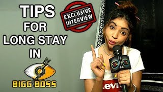 Lokesh Gives TIPS To Contestants For A Long Stay In Bigg Boss - EXCLUSIVE Interview | Bigg Boss 11