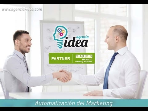 Tutorial de Sales Manago, herramienta de Marketing Automation para ecommerce.