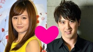 元AKB48で女優の前田敦子さんが歌舞伎俳優の尾上松也さんと交際し...