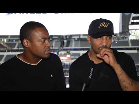 Andre Ward NOT Cool with Sergey Kovalev, He Talks Too Much! & I