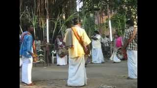folk dances of tamilnadu:karakattam