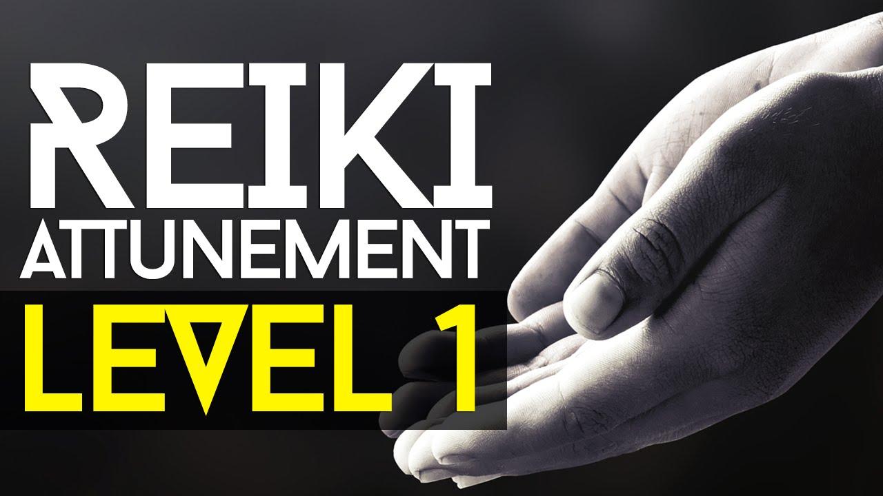 Reiki Attunement Level 1 Learning The Basics Youtube