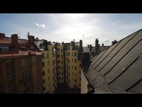 Central penthouse with sunny balcony for rent on Kungsholmen ID 5749
