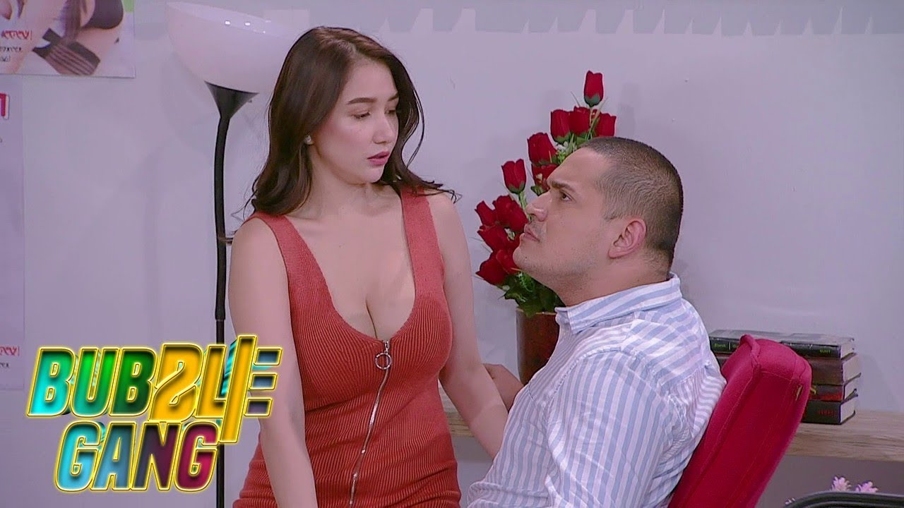 Bubble Gang: Boss' sexy meeting